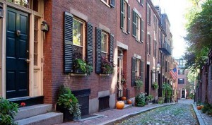 Acorn St. Beacon Hill